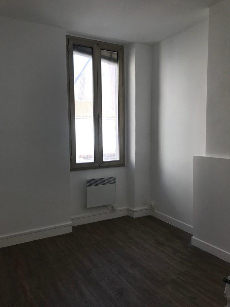 Après rénovation, la pièce à vivre