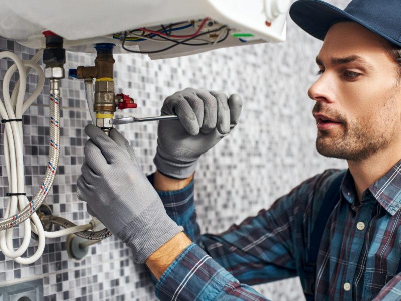 plomberie installation chauffe eau electrique